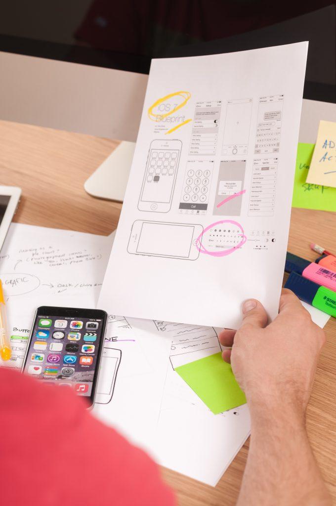 Die Anfänge des Webdesigns