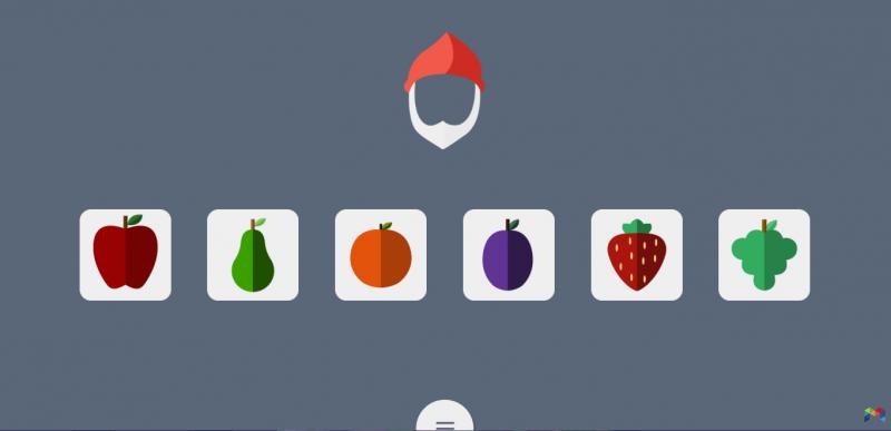 Projektarbeit: Übersicht über Früchte