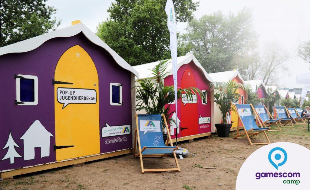Camp-Häuser