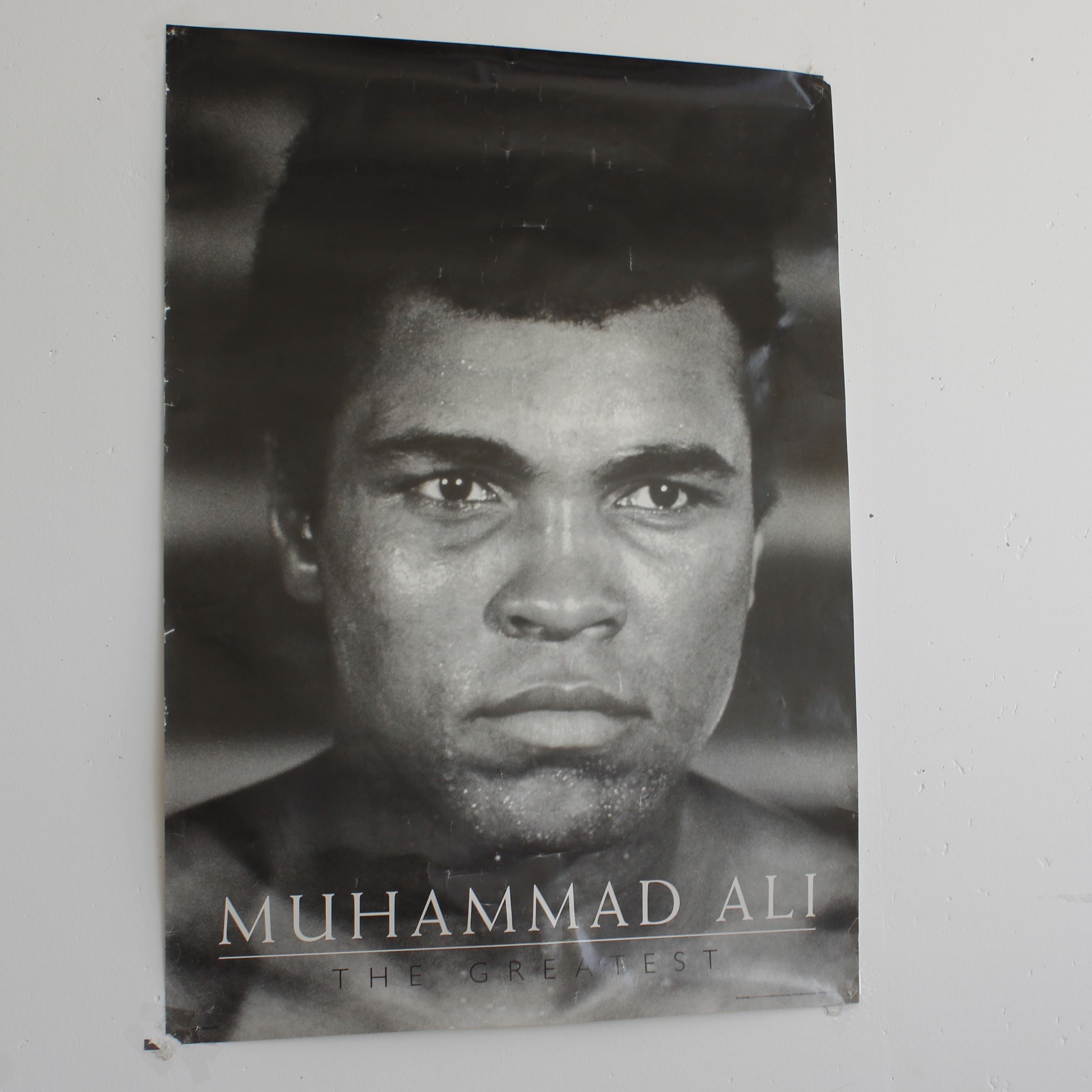 Poster von Muhammad Ali