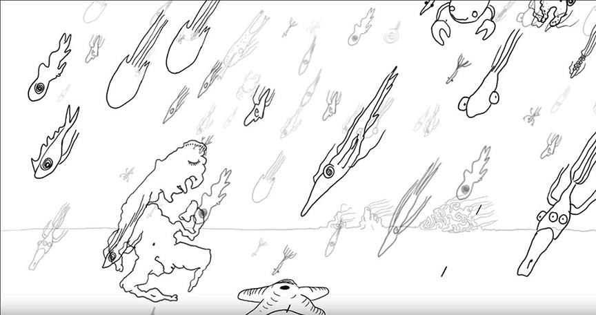 Animationsfilm Zaid